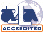 A2LA Accredited Test Lab