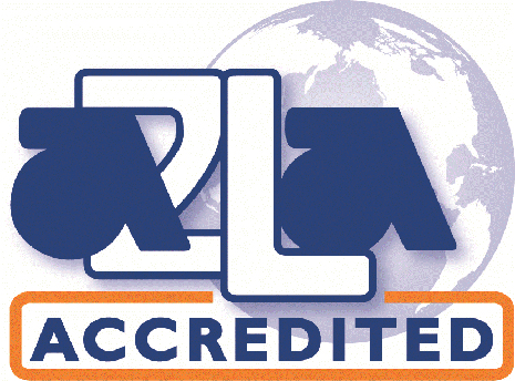 A2LA Accredited Chemical Testing Lab