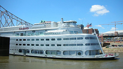 Admiral Casino Riverboat